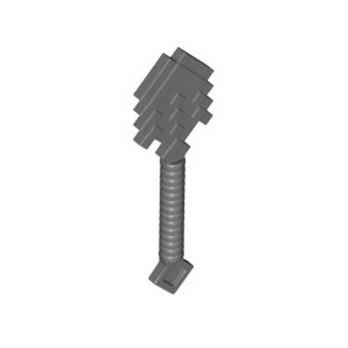 LEGO 6189223 - MINECRAFT WEAPON - DARK STONE GREY lego-6189223-minecraft-weapon-dark-stone-grey ici :