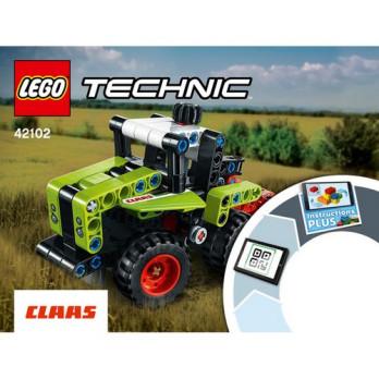 Instructions Lego Technic 42102
