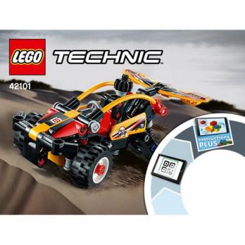 Instructions Lego Technic 42101