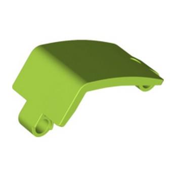 LEGO 6302730 PANEL ANGULAR 3X5X3 W/4.85 HOLE - BRIGHT YELLOWISH GREEN