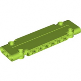 LEGO 6250232 TECHNIC FLAT PANEL 3X11 - BRIGHT YELLOWISH GREEN lego-6250232-technic-flat-panel-3x11-bright-yellowish-green ici :