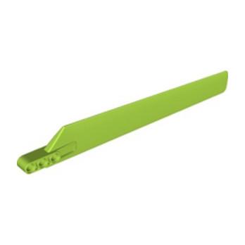 LEGO 6308245 ROTOR 3X19 - BRIGHT YELLOWIH GREEN lego-6308245-rotor-3x19-bright-yellowih-green ici :