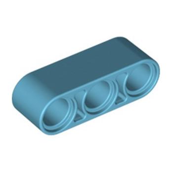 LEGO 6293844 TECHNIC 3M BEAM - MEDIUM AZUR lego-6293844-technic-3m-beam-medium-azur ici :