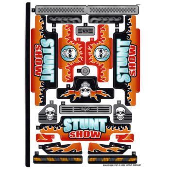 Stickers Lego TECHNIC 42106 stickers-lego-technic-42106 ici :