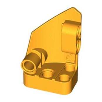 LEGO 6275901 TECHNIC RIGHT PANEL 3X5 - FLAME YELLOWISH ORANGE
