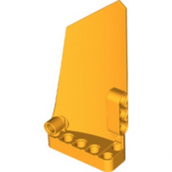LEGO 6275896 RIGHT PANEL 5X11 - FLAME YELLOWISH ORANGE