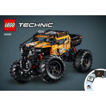 Instructions Lego Technic 42099 instructions-lego-technic-42099 ici :