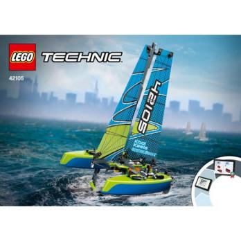 Instructions Lego Technic 42105 instructions-lego-technic-42105 ici :