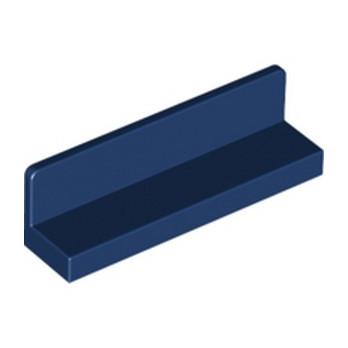 LEGO 6223031 WALL ELEMENT 1X4X1 - EARTH BLUE