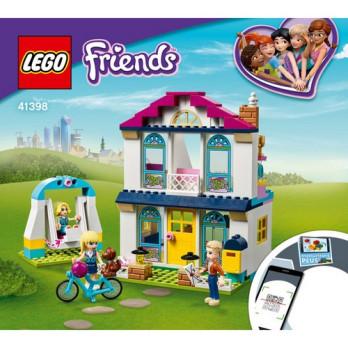 Instructions Lego Friends 41398 instructions-lego-friends-41398 ici :