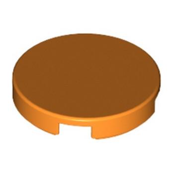 LEGO 6092770  FLAT TILE 2X2, ROUND - ORANGE lego-6092770-flat-tile-2x2-round-orange ici :