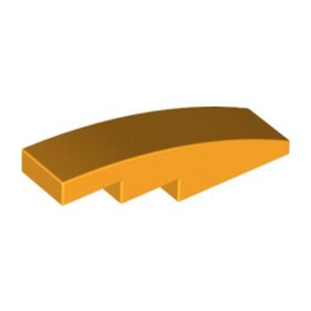 LEGO 6020093 BRIQUE BOW 1X4 - FLAME YELLOWISH ORANGE lego-6045944-brique-bow-1x4-flame-yellowish-orange ici :