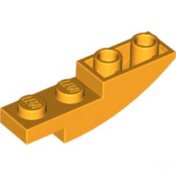 LEGO 6146940 BRIQUE 1X4X1 INV - FLAME YELLOWISH ORANGE