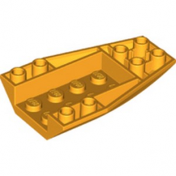LEGO 6221658 BRIQUE 4 X 6 W/BOW, INVERTED - FLAME YELLOWISH ORANGE lego-6221658-brique-4-x-6-wbow-inverted-flame-yellowish-orange ici :