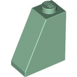 LEGO 6134269 ROOF TILE 2X1X2 - SAND GREEN lego-6134269-roof-tile-2x1x2-sand-green ici :
