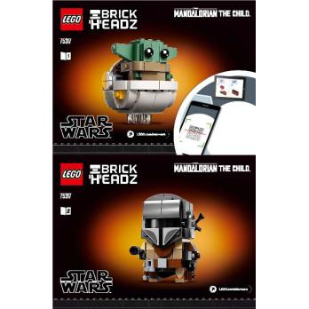 Instructions Lego Star Wars 75317 instructions-lego-star-wars-75317 ici :