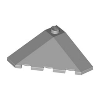 LEGO 6309133 TILTED CORNER 4X4 W/ANGLE - MEDIUM STONE GREY