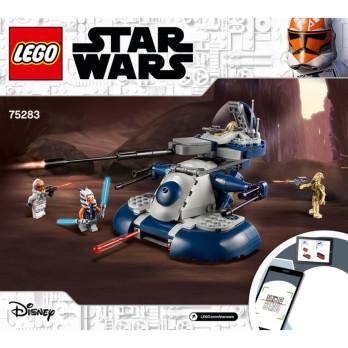 Instructions Lego Star Wars 75283