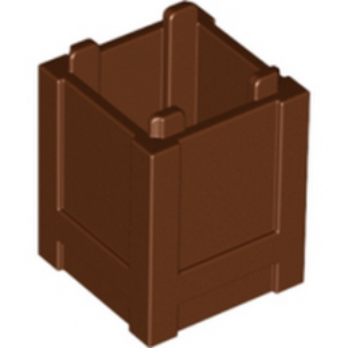 LEGO 4520638 BOX 2x2x2 - REDDISH BROWN