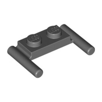 LEGO 4263176 MINI HANDLE - DARK STONE GREY