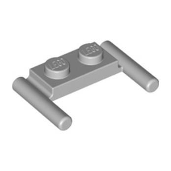 LEGO 4211464MINI HANDLE - MEDIUM STONE GREY lego-4211464-mini-handle-medium-stone-grey ici :