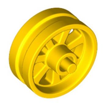 LEGO 6338002 RIM  Ø 14.58 X 8 - YELLOW