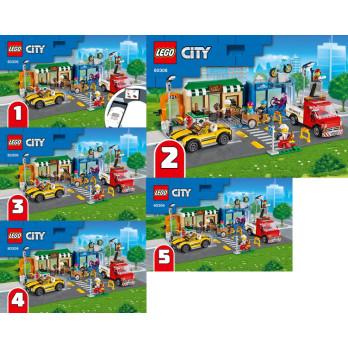 Instructions Lego CITY 60306 instructions-lego-city-60306 ici :