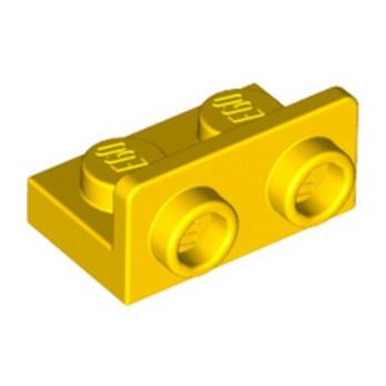 LEGO 6057458 ANGULAR PLATE 1.5 BOT. 1X2 12 - JAUNE