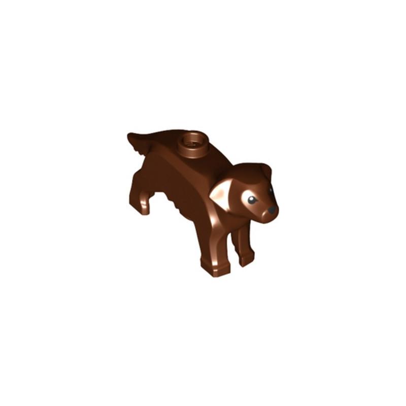 LEGO 6329619 DOG - DARK BROWN