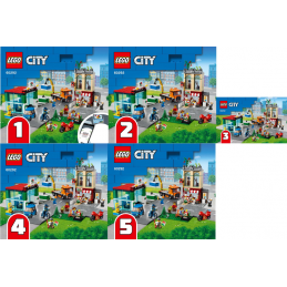 Instructions Lego CITY 60292