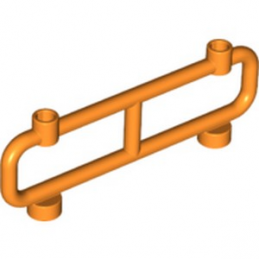 LEGO 6334534 BALUSTRADE 1X8X2 - ORANGE