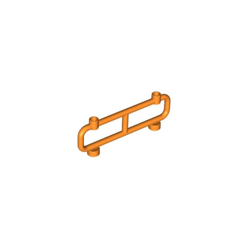 LEGO 6334534 BALUSTRADE 1X8X2 - ORANGE