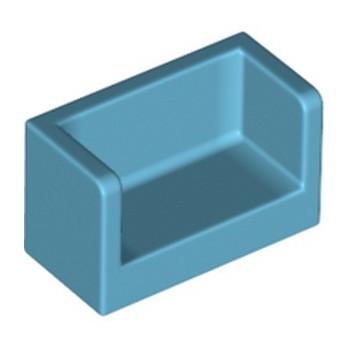 LEGO 6248486 CLOISON 1X2X1- MEDIUM AZUR