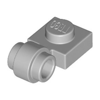 LEGO 6281998 LAMP HOLDER - MEDIUM STONE GREY