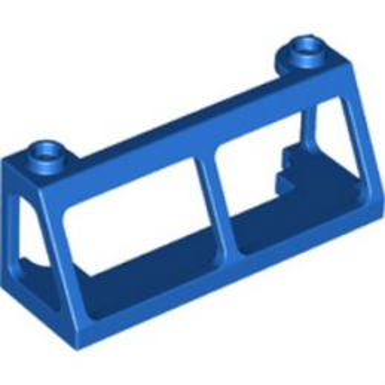LEGO 6279878 WINDSCREEN FRAME 2X6X2 - BLUE