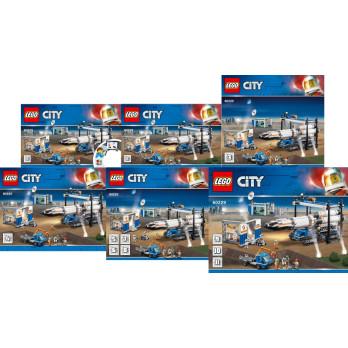 Instructions Lego CITY 60229 instructions-lego-city-60229 ici :