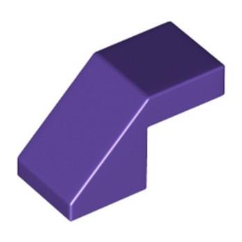 LEGO 6166863 TUILE 1X2 45° - MEDIUM LILAC lego-6166863-tuile-1x2-45-medium-lilac ici :