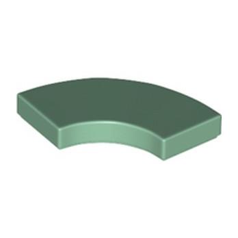 LEGO 6299637 TILE 2X2, W/ BOW - SAND GREEN lego-6299637-tile-2x2-w-bow-sand-green ici :