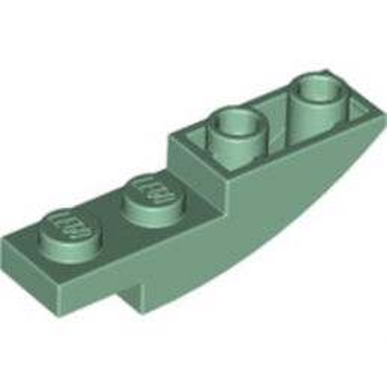 LEGO 6335243 BRICK 1X4X1 INV. BOW - SAND GREEN