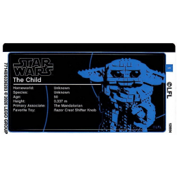 Stickers Lego Star Wars 75318