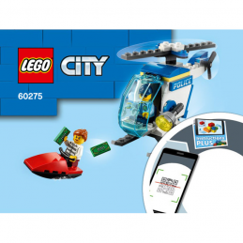 Instructions Lego CITY 60275 instructions-lego-city-60275 ici :