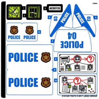 Stickers Lego CITY 60139 stickers-lego-city-60139 ici :