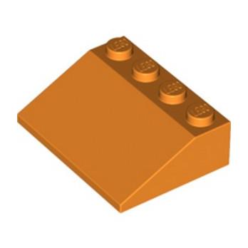 LEGO 6289427 ROOF TILE 3X4/25° - ORANGE