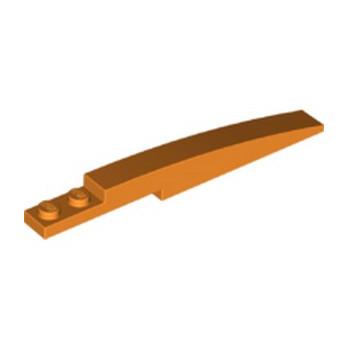 LEGO 6121293 BRICK WITH BOW 1x10 - ORANGE lego-6121293-brick-with-bow-1x10-orange ici :