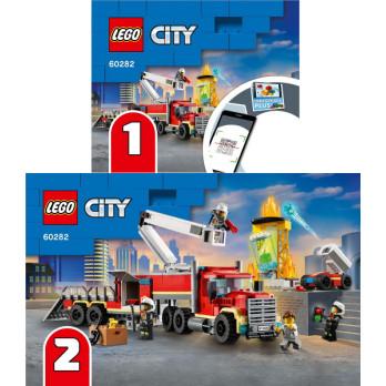 Instructions Lego CITY 60282