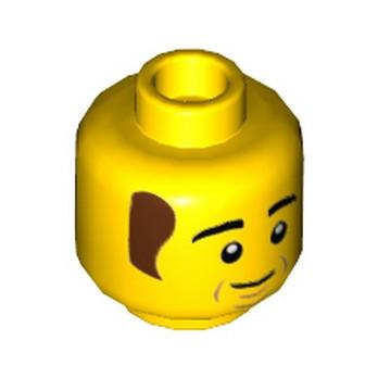 LEGO 6329640 MAN HEAD lego-6329640-man-head ici :