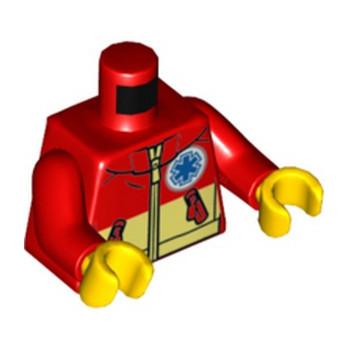LEGO 6328283 FIRST AID TORSO