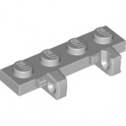 LEGO 4211840 PLATE 1X4 W/STUMPS VERTICAL - MEDIUM STONE GREY lego-6276045-plate-1x4-wstumps-vertical-medium-stone-grey ici :