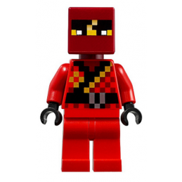 Mini Figurine LEGO® Minecraft - Kai