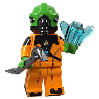 Figurine Lego® série 21 - L'extraterrestre